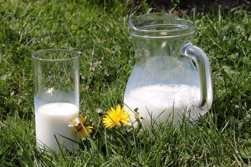 Istnieją jednak przypadki, kiedy spożycie mleka - a...