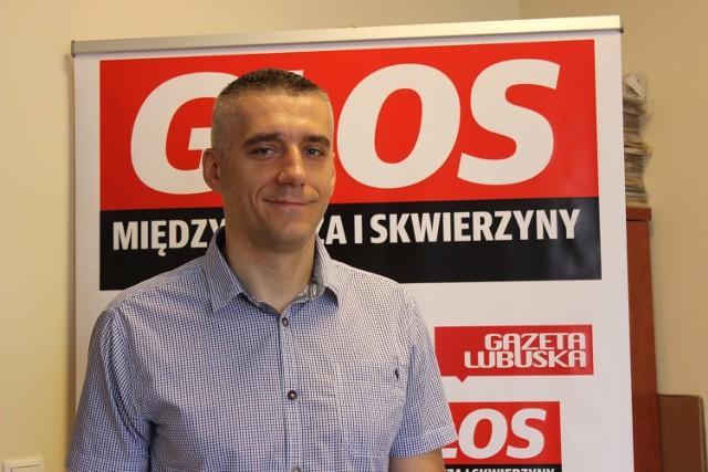 - W Skwierzynie leczę pacjentów już od dziesięciu lat - mówi dr Michał Romaneczko.