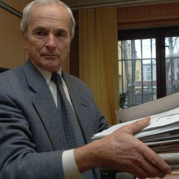 Tadeusz Byrdak - Nie jestem przestępcą
