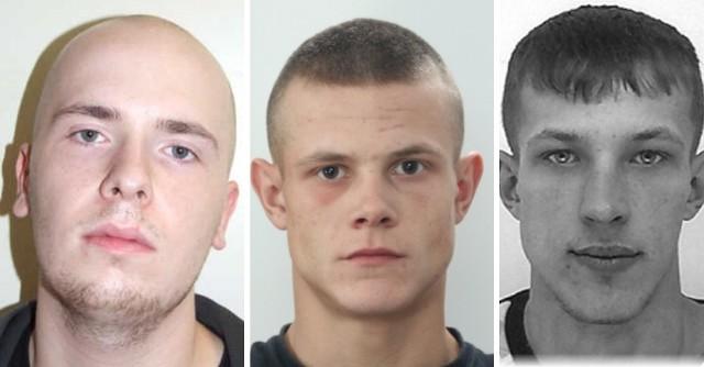 Kujawsko-pomorska policja wydała listy gończe za tymi młodymi mężczyznami! Zobacz, kogo aktualnie poszukuje KWP Bydgoszcz. Oni mogą ukrywać się gdzieś w regionie. Wszystkie informacje w artykule pochodzą ze strony poszukiwani.policja.pl i były dostępne na dzień 1.10.2021. Oto szczegóły i zdjęcia! >>>>>