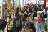 Rekordowy Czarny Piątek i Noc Zakupów w Galerii Echo w Kielcach