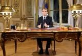 """Francja. Emmanuel Macron o proteście """"żółtych kamizelek"""": Kiedy wybucha przemoc, wolność się kończy"""