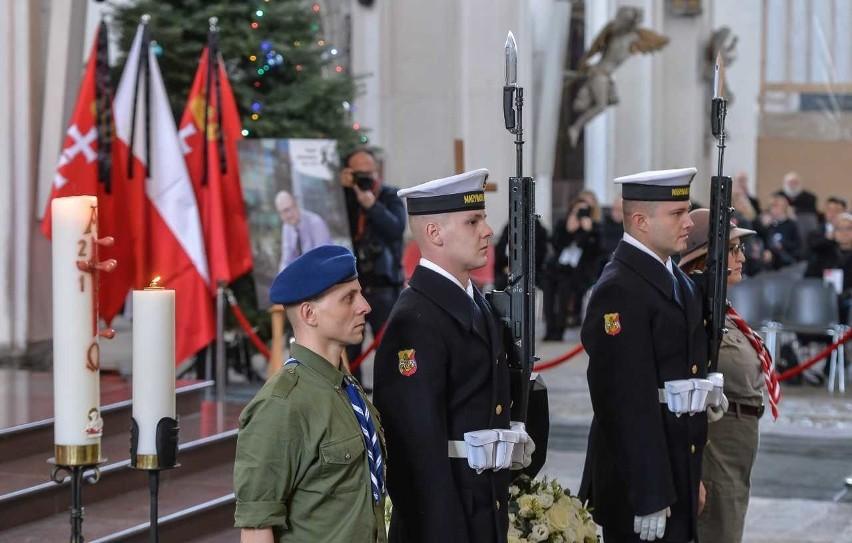 Pogrzeb prezydenta Gdańska Pawła Adamowicza w Bazylice...