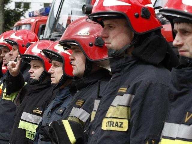 dziś obchodzi Międzynarodowy Dzień Strażaka