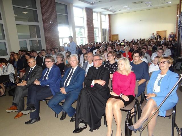 Powiatowa Gala Szkolnego Wolontariatu w Sulechowie