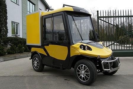 Ciekawostką tegorocznych targów ENEX będzie prezentacja przez firmę Melex, specjalizującą się w produkcji pojazdów z napędem elektrycznym, najnowszego pojazdu Melex N. CAR.