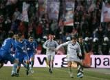 Ruch Chorzów - Górnik Zabrze na Stadionie Śląskim ZDJĘCIA 90. Wielkie Derby Śląska w 2008 roku oglądało 42.000 kibiców. Pamiętacie ten mecz?