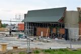 Budowa restauracji McDonald's w Łączynie pod Jędrzejowem cały czas trwa. Zobacz najnowsze zdjęcia z placu (GALERIA)