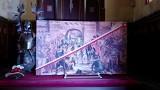 Jan Zamoyski pod Byczyną. W 100-lecie niepodległości odsłonięto gobelin z repliką zaginionego obrazu Jana Matejki