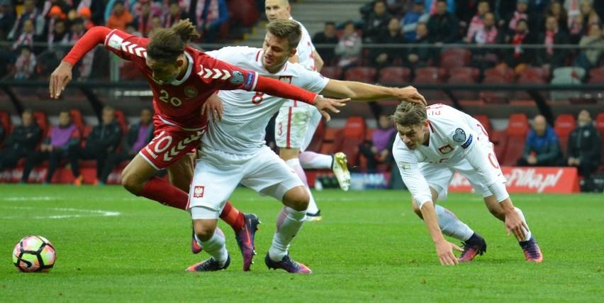 Mecz Polska - Dania 3:2