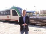 Partia Razem chce ratować bielski dworzec [ZDJĘCIA]