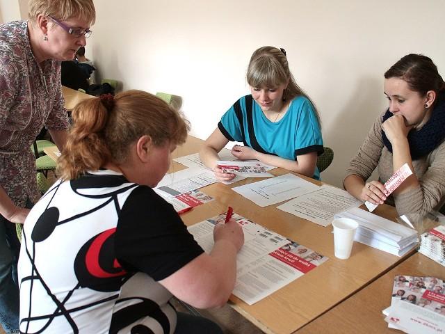 Rejestracja dawców szpiku w Grudziądzu