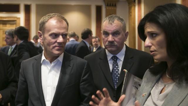 Adam Spała z Ćmielowa towarzyszył premierowi Donaldowi Tuskowi podczas wizyty w RPA i Zambii.