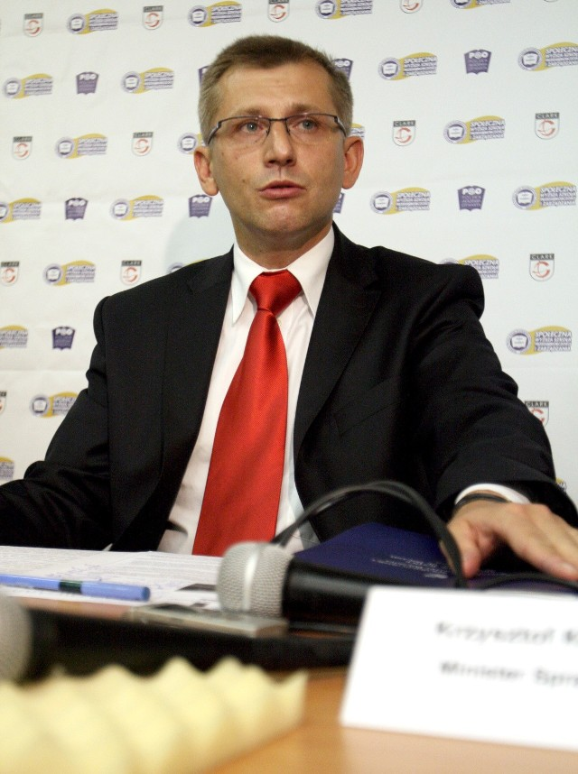 Krzysztof Kwiatkowski jest prezesem Najwyższej Izby Kontroli
