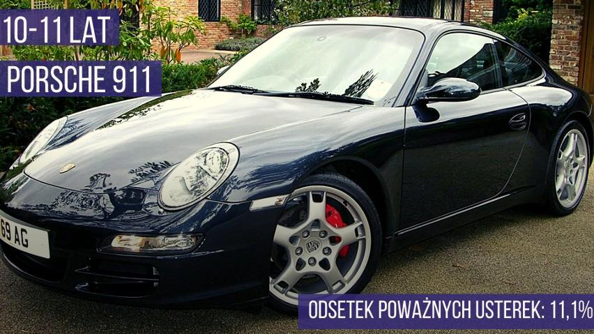 Porsche 911 uplasowało się na 1. miejscu najbardziej...
