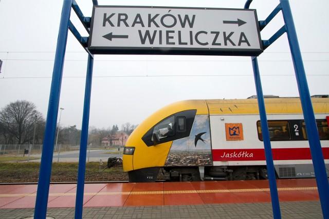 Pociągi nie pojadą na trasie Kraków-Wieliczka