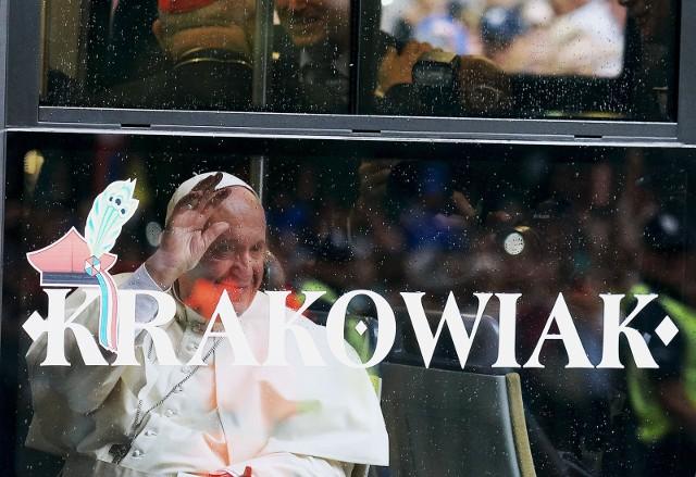 Papież Franciszek odwiedził Kraków podczas ŚDM w 2016 roku. Czy teraz pomoże otworzyć w mieście ogrody klasztorne?