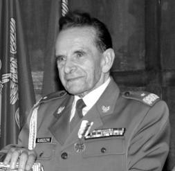 generał Zdzisław Głuszczyk