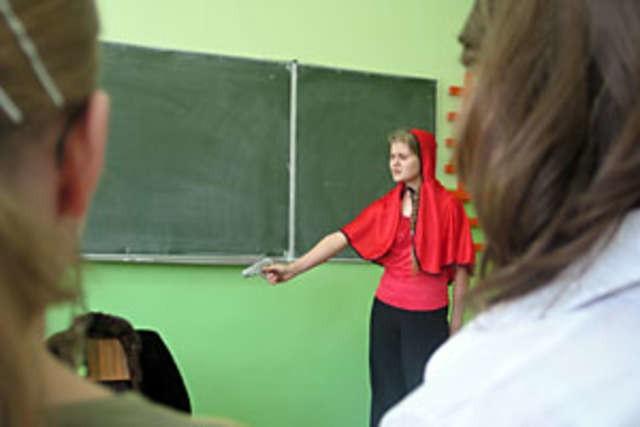 Nauczyciel student randki z prawem