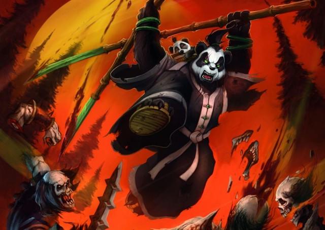 World of Warcraft: Mists of PandariaWorld of Warcraft: Mists of Pandaria to m.in nowy kontynent, nowa grywalna rasa i nowa klasa
