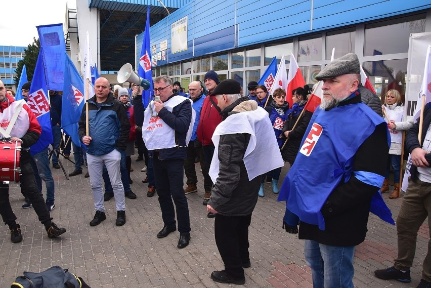 Strajk w International Paper Kwidzyn, 9.06.2020 r.