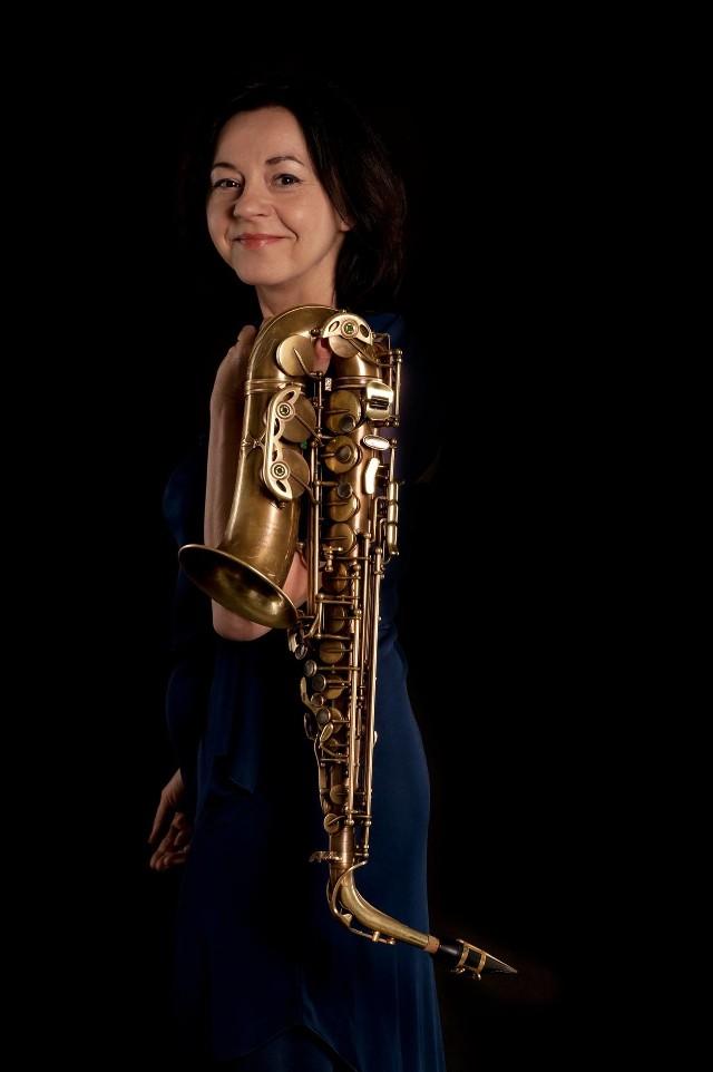 Solistką w Koncercie na saksofon i orkiestrę Zbigniewa Kozuba będzie Alina Mleczko