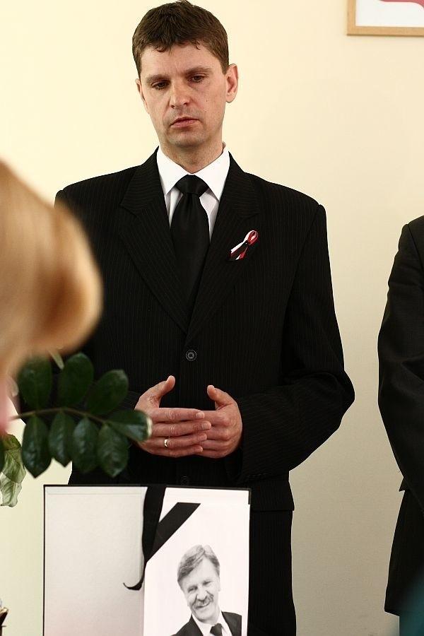 Dariusz Piontkowski, radny wojewódzki PiS.