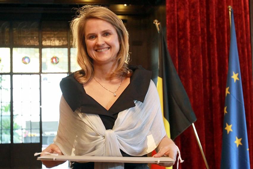 W Łodzi otwarto honorowy konsulat Belgii [ZDJĘCIA]