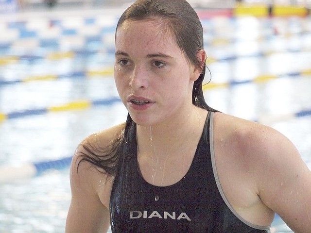 Karolina Długołęcka zajęła w wyścigu na 50 metrów grzbietowym 12. miejsce na 32 startujące zawodniczki.