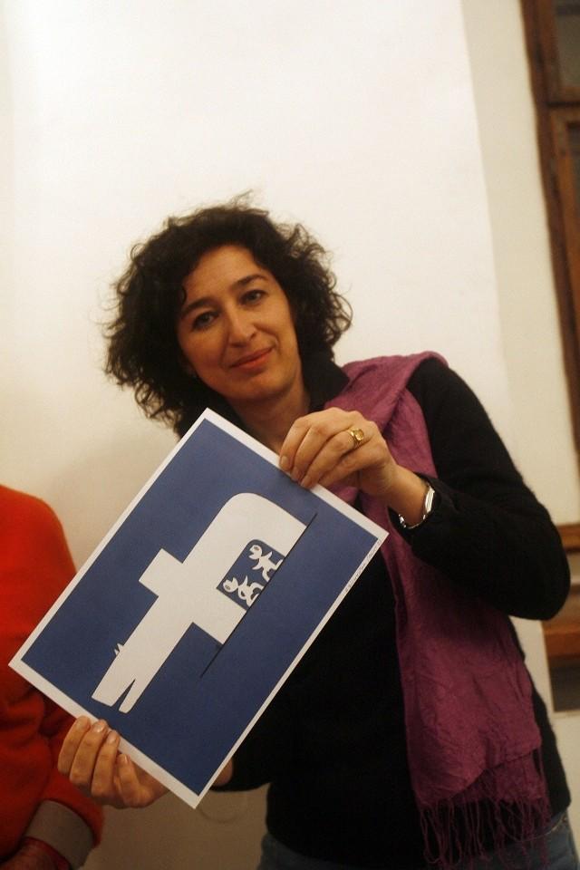 Prof. Marilena Nardi: nagrodzona Grand Prix praca nawiązuje formą do wilczycy karmiącej Romulusa i Remusa