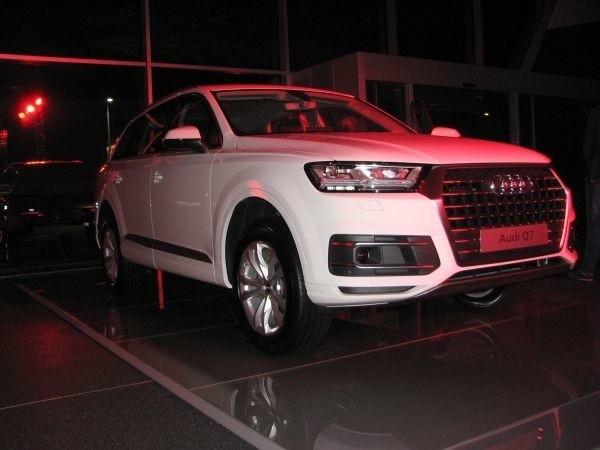 Otwarcie nowego salonu Audi w Gdańsku