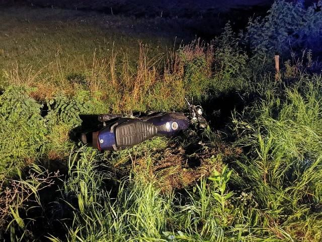 W wypadku w Józefkowie śmierć poniósł 21-letni mieszkaniec gminy Nakło