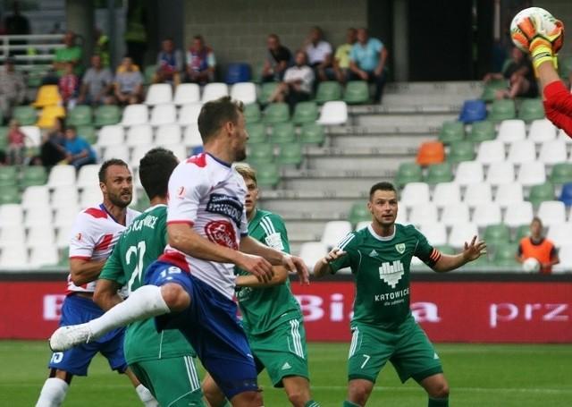 Podbeskidzie - GKS Katowice 0:2