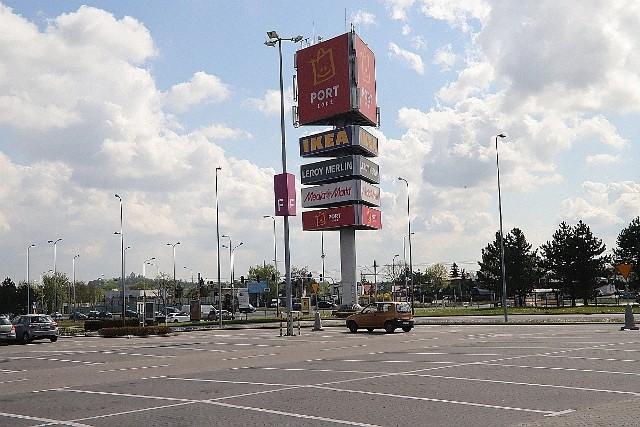 IKEA w Łodzi i Port Łódź ponownie otwarte po zamknięciu w czasie epidemii koronawirusa.