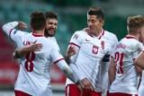 Liga Narodów. Polska - Bośnia i Hercegowina 14.10.2020 r. Robert Lewandowski strzelił dwa gole, a Polacy wygrali i są liderem [zdjęcia]