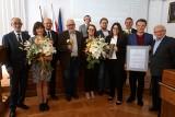 Lublin rozdał nagrody artystyczne. Laureaci je odebrali. Zobacz zdjęcia z wręczenia