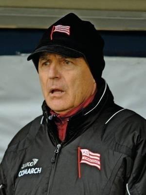 Trener Orest Lenczyk