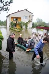 Powódź 2010. Tak 10 lat temu mieszkańcy Krakowa walczyli z wielką wodą!