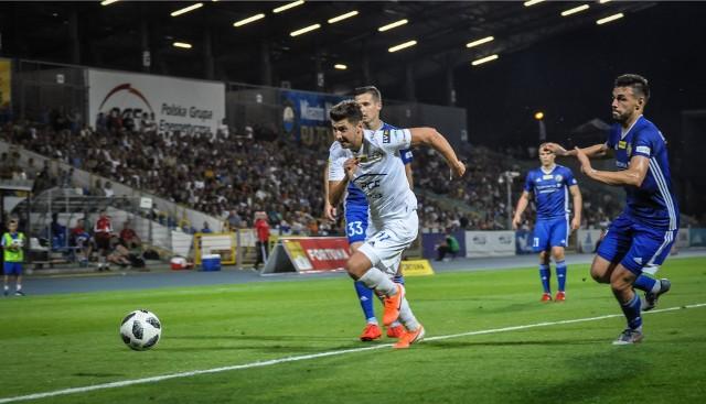 Bartosz Nowak ustalił wynik spotkania na 5:0
