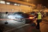 Strzelanina w Łodzi. Kierowca bmw próbował staranować policjantów. Padły strzały! Mężczyzna został aresztowany 8.02.2020