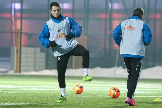 Krzysztof Miroszka na rundę wiosenną będzie wypożyczony do Wisły Sandomierz.