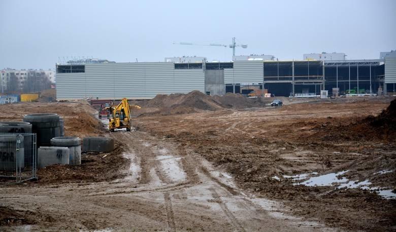 Kłopoty Interbudu. Jest wniosek o upadłość spółki zależnejInterbud-Lublin odpowiada za wiele inwestycji w regionie. M.in. za park handlowy na Węglinie