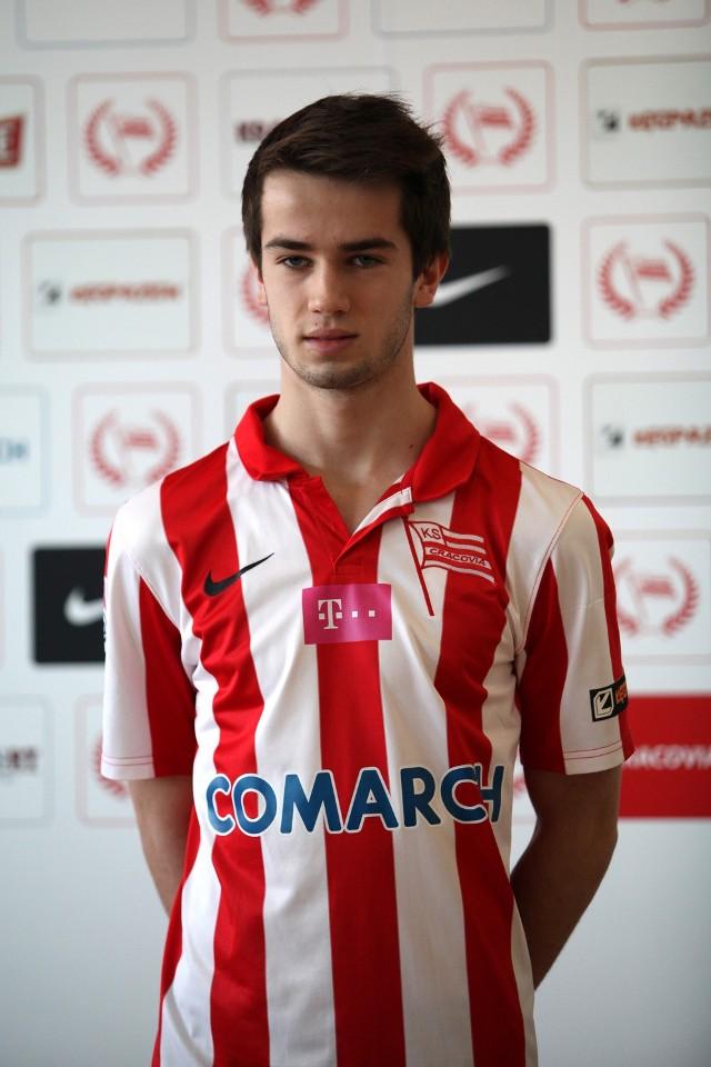 Mateusz Wdowiak ma 18 lat