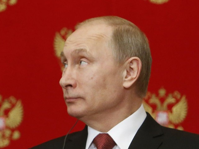Gdzie jest Putin? R