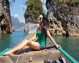 Etna przerywa swoją podróż po Tajlandii. Ogromna tragedia podlaskiej gwiazdy