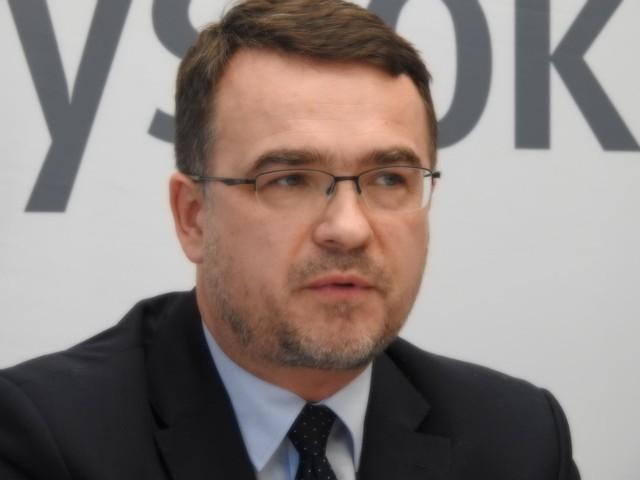 Adam Musiuk rozmawiał z greckimi biznesmenami. - Są zainterewani działaniem w naszej strefie ekonomicznej.