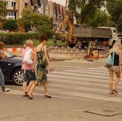 Remont na skrzyżowaniu ul. Kopernika i Gorbatowa potrwa jeszcze kilka dni