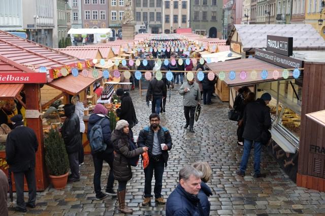 Jarmark Wielkanocny startuje w sobotę na Starym Rynku