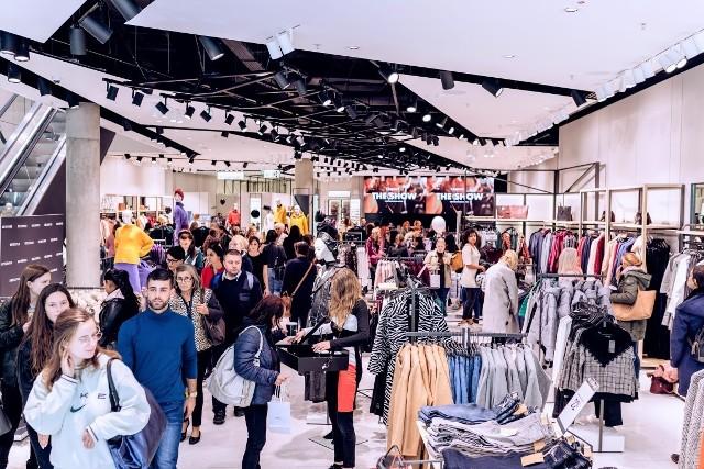 Gdańska firma odzieżowa LPP otworzyła salon Reserved we Frankfurcie