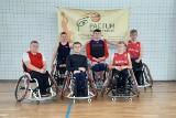 Młodzi zawodnicy Pactum Scyzory Kielce jadą na mistrzostwa Europy juniorów w koszykówce na wózkach